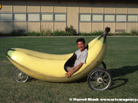Banana Bike -Terry Axelson