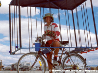 Cage-Bicycle Art Bike By Natali LeDuc