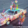 Hex Mex Art Car By Kathleen Pearson