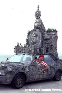 Mirabilis Statuarius Vehiculum Art Car By Scot Campbell