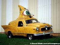 One Eyed Wonder Art Car By Tom Kennedy