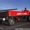 Radio Fiyer Wagon Art Car by Bob Castanada