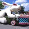 Rex Rabbit  Art Car by Larry Fuente