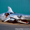 Ripper The Friendly Shark Art Car by Tom Kennedy