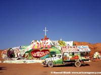 Salvation Mountain Art Cars By Leonard Knight