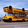 Topsy Turvy Art Car by Tom Kennedy