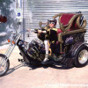Tricula Art Car by Crazy Blazey
