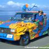 Truck N Flux Art Car By Philo Northrop