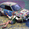 Booga Art Car by Wink