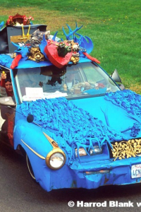 Buick Of Unconditional Love Art Car by Philo Northrup