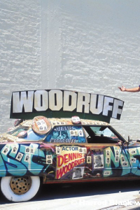 Cast Me! Art Car by Dennis Woodruff