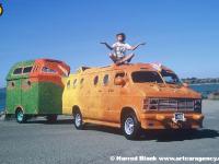 Caulk It Art Car by Nod Nal-Teews