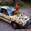Cootie Art Car by Karen Wetherill