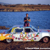 Dino Ride Art Car by Carl Lasagna