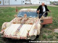Jewel Box Art Car by Jay Battenfield