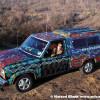 Jungle Bug Truck Art Car by Amanda Jensen
