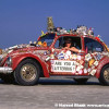 Circuit Board Truck Art Car by Doc Atomic