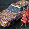 Duke (The Duke) Art Car by Rick McKinney