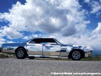 Mirrormobile Art Car by Bob Corbett