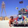 Oh My God! Art Car by Harrod Blank
