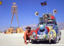 Duke (The Duke) Art Car by Rick McKinney