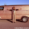 Penny Van Art Car by Steve Baker