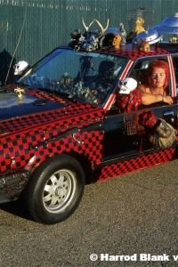 Pestilencia Art Car by Cheri Brugman