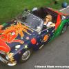 Planet Karmann Art Car by Shelley Buschur