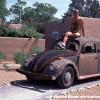 Rocky Roadster Art Car by Doug Flynn