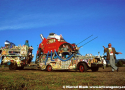 Daisy Singer Art Car by Philo Northrup