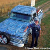 Spoon Truck Art Car by Elmer Fleming