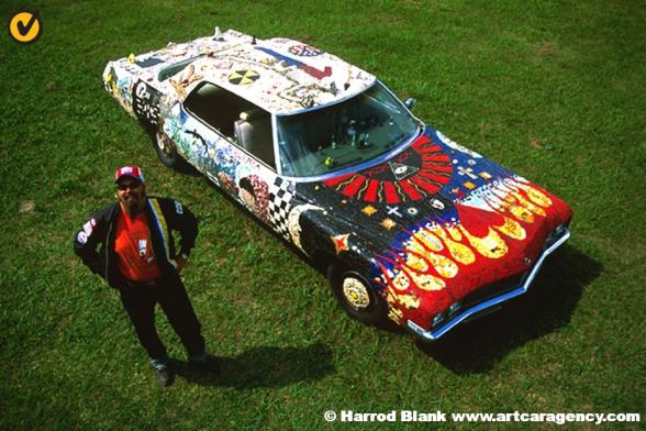 Versatile Art Car by Big Al Bartell