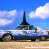 Whale Car Art Car by Christian Zajac