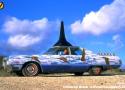 Whimsy Art Car by Bill Stevenson