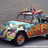 Homage To Timothy Leary Art Car by Jeff Lockheed