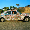 Mercedes Pens Art Car by Costas Schuler aka The Pen Guy