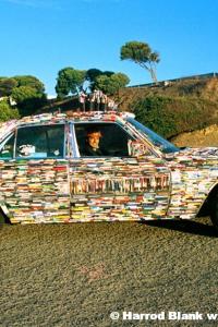 Mercedes Pens Art Car by Costas Schuler aka The Pen Guy
