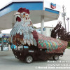 Chicken Car by Smitty Regula