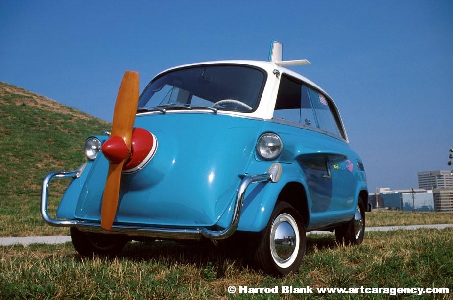 Aero Car Art Car By Dave Major Art Car Agency