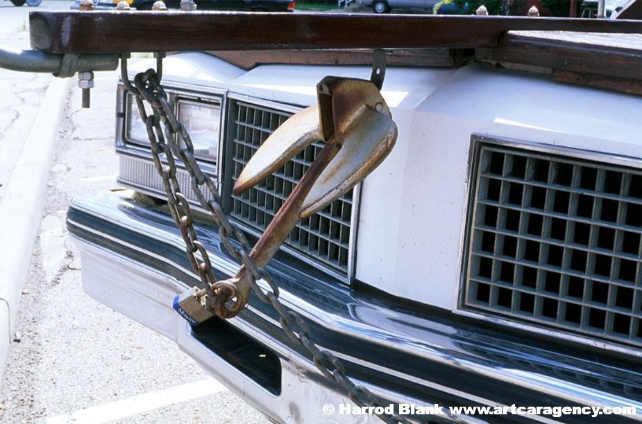 West Houston Vw >> Land Yacht Art Car By Eric Lamb | Art Car Agency