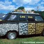 Can Can Art Car by Hoop