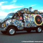 Spin Art Car by Hoop
