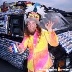 Can Can Hoop Art Van
